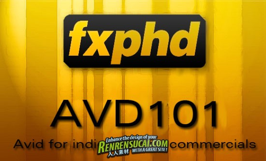 《Avid电影与广告实例制作教程》Fxphd AVD101 Avid for indie film and commercials