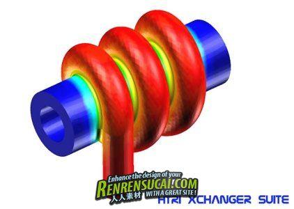 《换热器计算破解版》HTRI Xchanger Suite 6.00