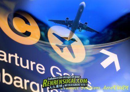 《机场规划软件》Transoft Solutions AeroTURN 3.0.2.125