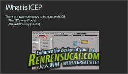 《Softimage中ICE Deformers教程》CMIVFX Softimage ICE Deformers