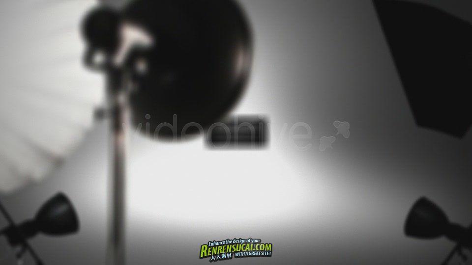 《摄影师Logo AE模板》Videohive Photographers Logo 1293774