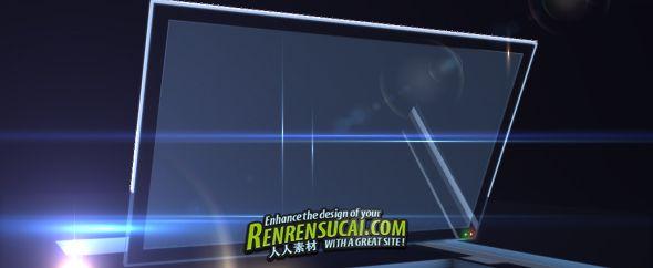 《电视折叠 AE模板》Videohive TV Animation 122623 After Effects Project