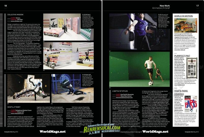 《Photoshop技术指南杂志 2012年5月刊》Practical Photoshop May 2012