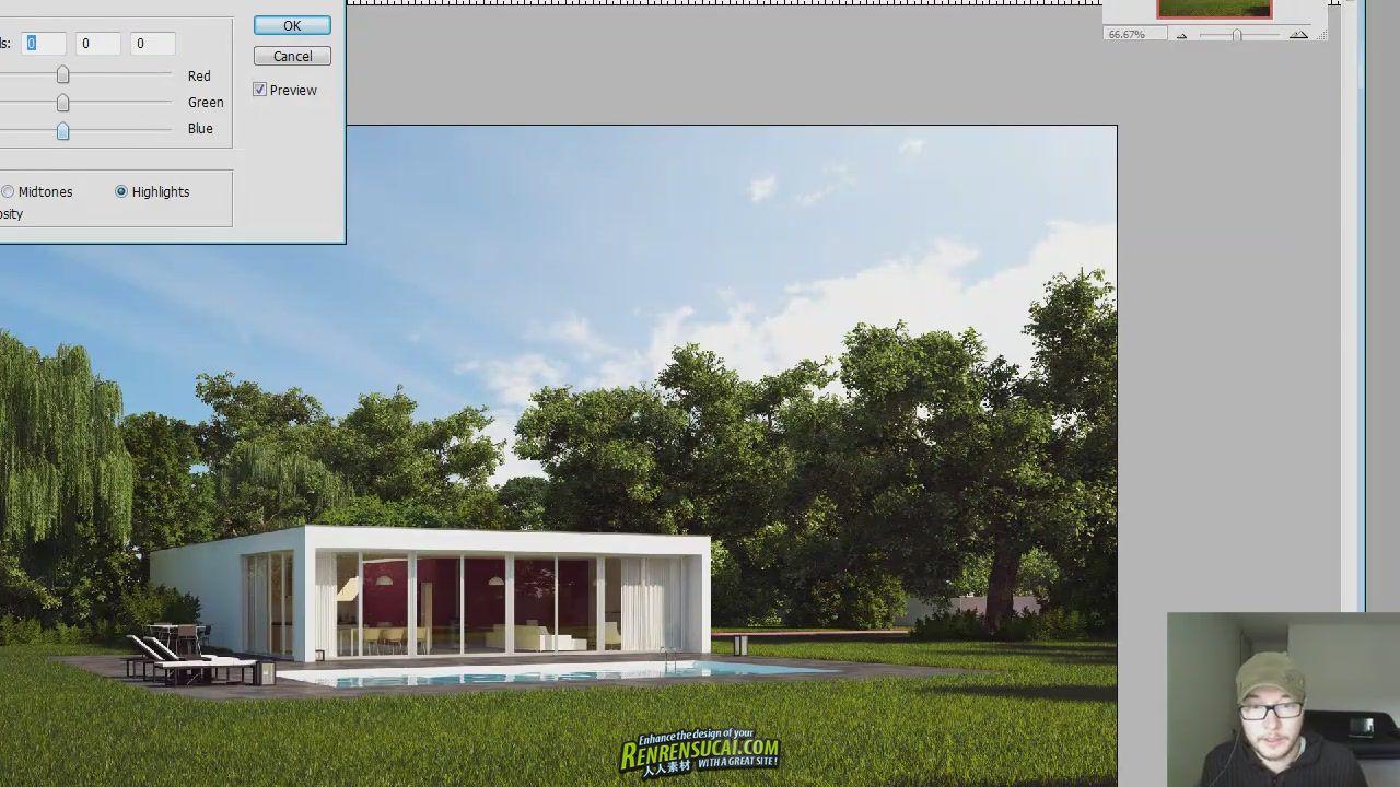 《VRay建筑可视化渲染教程》VRay Guide VRay Webinars Pack Premium