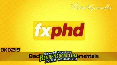 《电影制作工艺基础教程》FXPHD BKD219 Background Fundamentals
