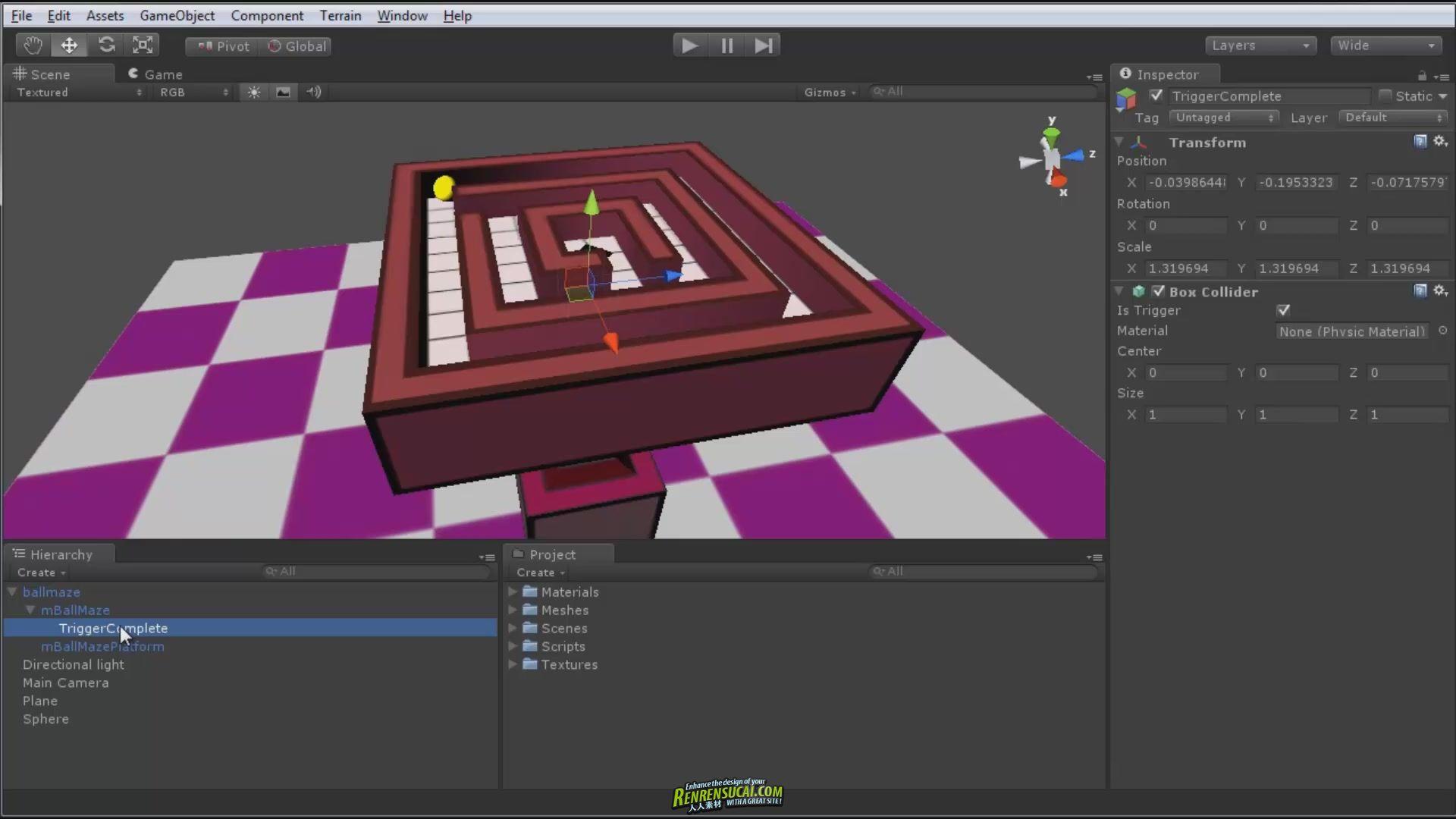 《Unity3.5游戏脚本教程》3DMotive Unity 3.5 Game Scripting