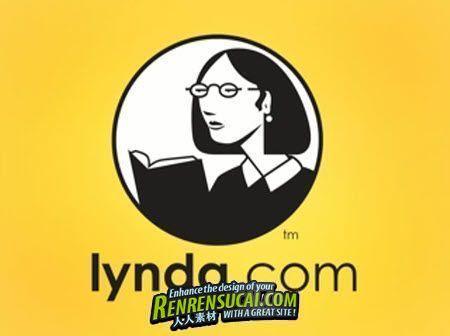 《Maya建模技术NURBS曲面教程》Lynda.com Maya Essentials 3 NURBS Modeling Techniques