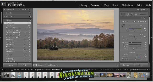 《Photoshop Lightroom 4 速成班教程》KelbyTraining Photoshop Lightroom 4 Crash Course