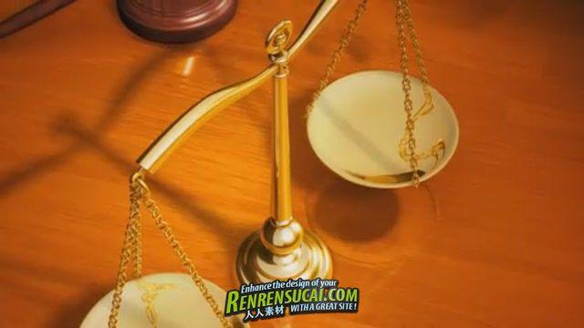 《DJ主题包装视频素材系列之正义天平》Digital Juice Editors Themekit 108 Scales of Justice