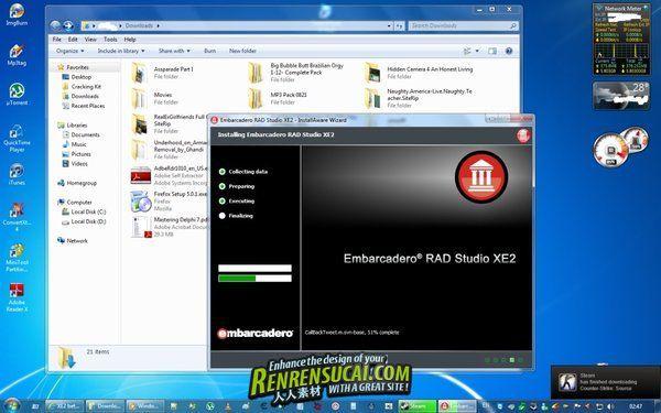 《应用程序开发工具》Embarcadero RAD Studio XE2 Help Update 6