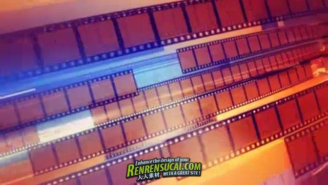 《电影胶片视频素材 DJ主题包装系列第103集》Digital Juice Editors Themekit 103 Film Arena