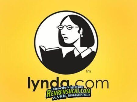 《Maya2013基础要点系列6灯光与渲染教程》Lynda.com Maya Essentials 6 Lights and Rendering