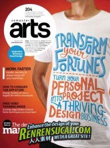 《计算机数字艺术杂志2012年夏季特刊》Computer Arts Summer 2012