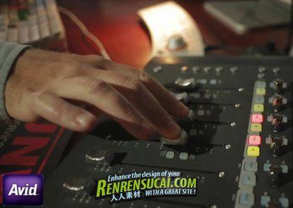 《非线性影片和视频剪辑软件》Avid Media Composer/Symphony 6.0.3