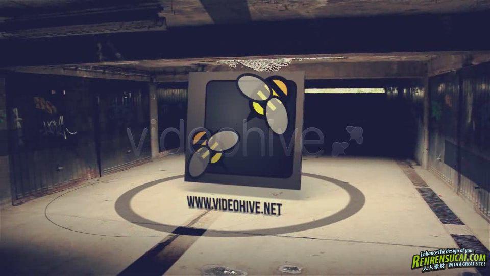 《地下风格 AE模板》videohive the underground 494897