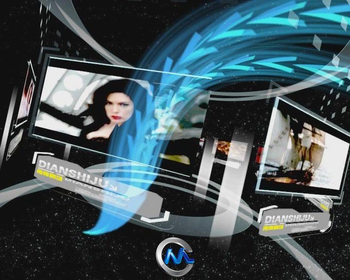 《传奇剧场AE模板 影视包装巨匠2012》