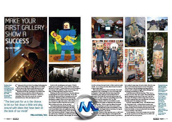 《数字艺术杂志2012年10月刊》Digital Arts October 2012