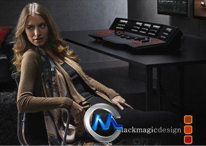 《达芬奇调色工具软件》BlackMagic Design Davinci Resolve 9.0