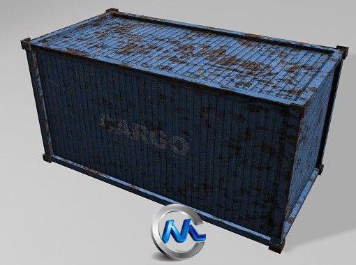 《仓库设备3D模型合辑》Dexsoft Warehouse Model pack