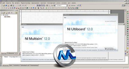 《NI电路设计套件(专业版)》NI Circuit Design Suite Power Pro 12.0.1