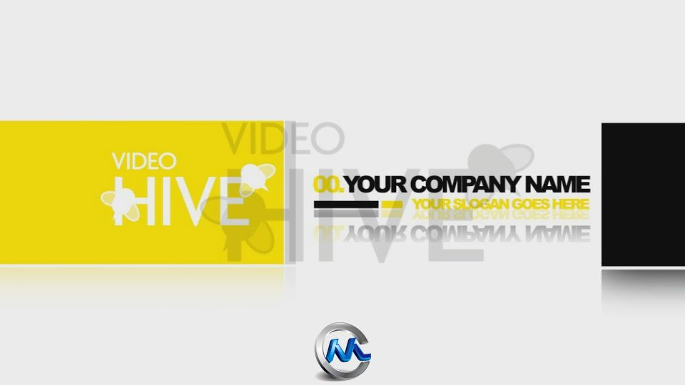 《商业设计板式 AE模板》VideoHive Tritone Business Template 54008