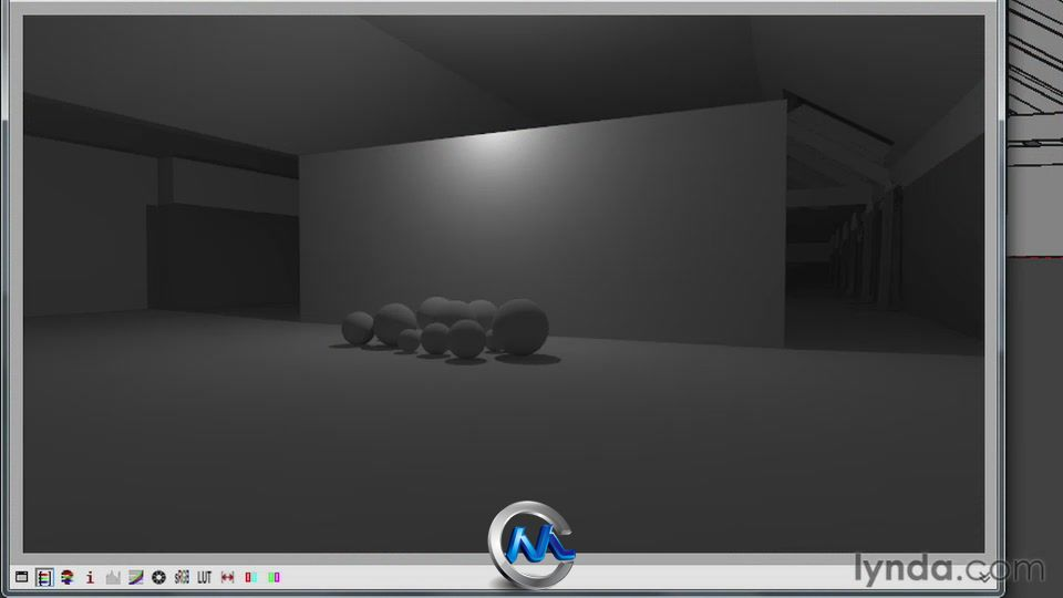 《Sketchup与V-Ray高逼真渲染教程》Lynda.com SketchUp Rendering Using V-Ray