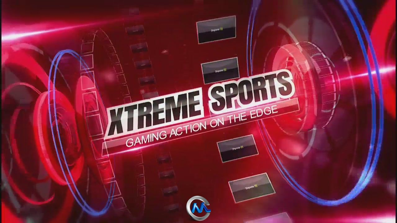 《DJ超强Toxic系列AE模板合辑Vol.3》Digital Juice Toxic Templates Collection 3 Broadcast for After Effects