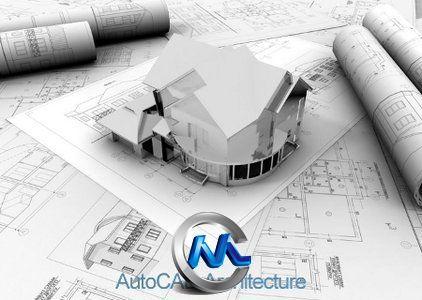 《欧特克建筑CAD软件》Autodesk AutoCAD Architecture 2013 SP1