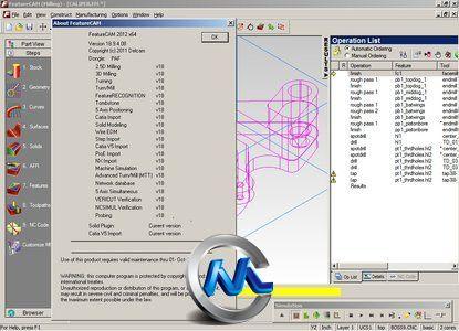 《智能CAM系統軟件》Delcam FeatureCam 2012 R3 SP5