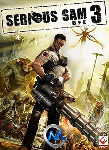 《英雄萨姆游戏艺术原画书籍》Serious Sam Art Book