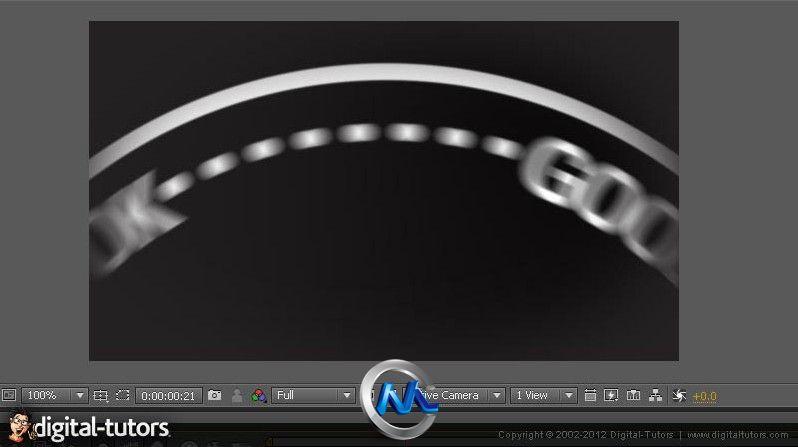 【第九期中文字幕翻译教程】《Digital-Tutors-AE动画原理12则教程》人人CG出品