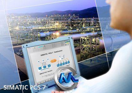 《西门子工控软件》Siemens Simatic PCS 7 version 7.1 SP4