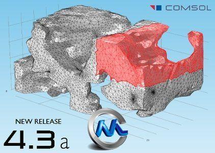 《多重物理量耦合软件》Comsol Multiphysics 4.3a