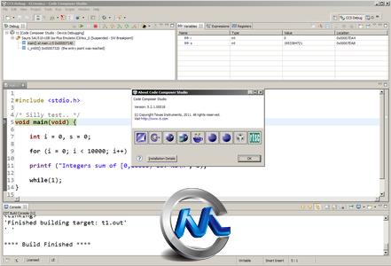 《代码调试器》Code Composer Studio (CCStudio) 5.2.1