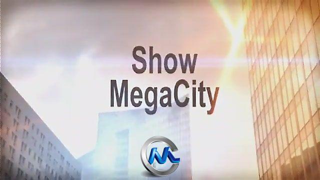 《城市展示AE模板》Show City 2 After Effects Project