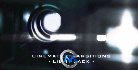 《电影光线转场11组合辑视频素材》VideoHive Cinematic Light Transitions 11 Pack 2798468