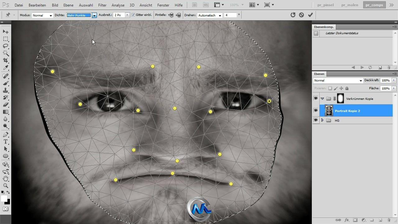 《Photoshop专业技术培训视频教程第二季》Galileo Design The tricks of Photoshop Professionals Volume 2 German