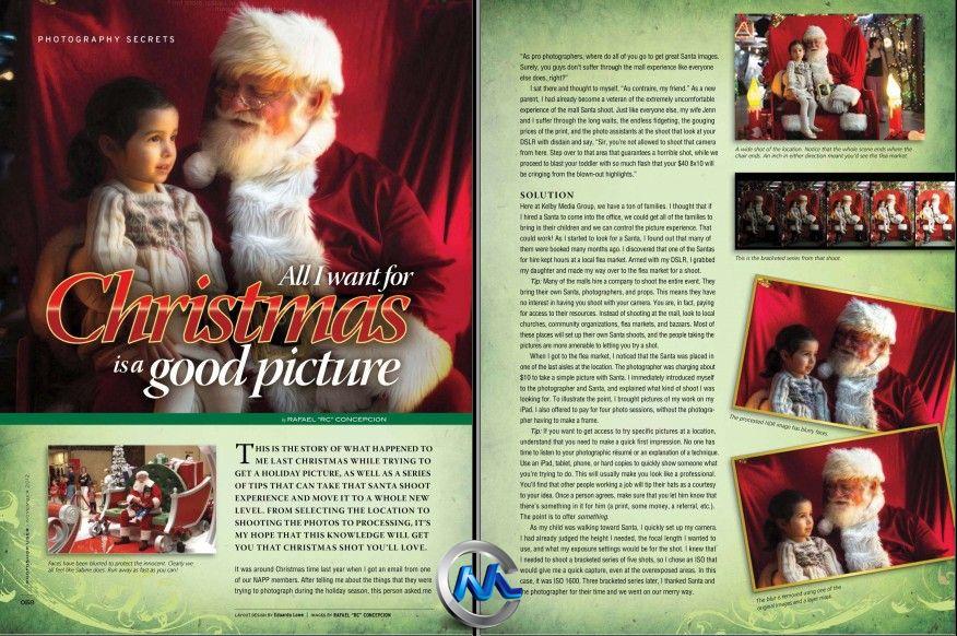 《Photoshop用户杂志2012年11月刊》Photoshop User November 2012