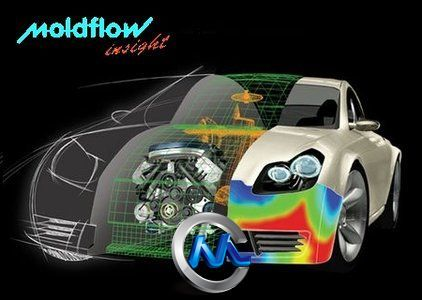 《注塑成型仿真分析软件2013》Autodesk Simulation MoldFlow Insight 2013 Ultimate
