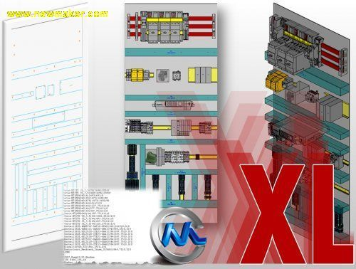 《XL工程解决方案》Eplan Pro Panel (32bit) 2.2