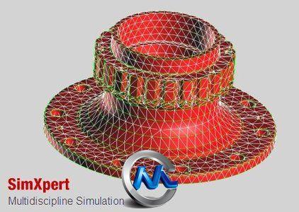 《高级多学科仿真方案v2012》MSC SimXpert 2012