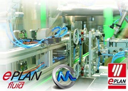 《面向流体的专业设计软件》Eplan Fluid P8 (32bit) 2.2