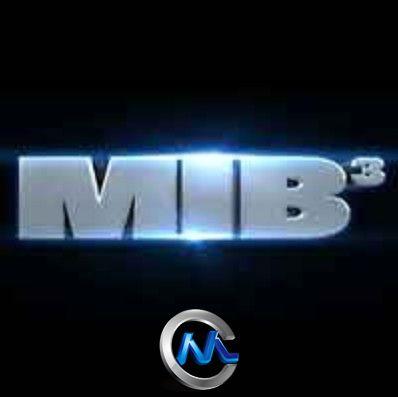 《AE黑衣人3电影片头Logo制作视频教程》Aetuts+ Hollywood Movie Title Series Men In Black 3