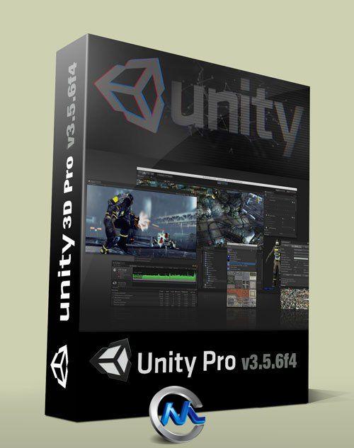 《Unity3d游戏开发工具软件V3.5.6f4版》Unity 3D 3.5.6f4