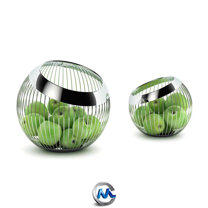 《客厅餐厅浴室家居饰品3D模型合辑》model+model Vol.01 Accessories
