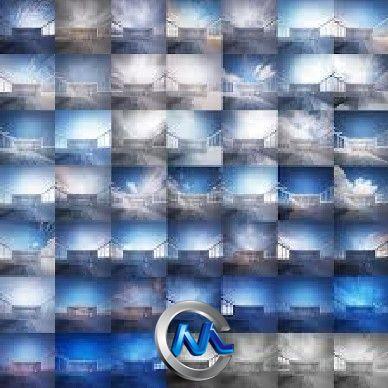 《34个天空全景图HDRi高清合辑》Peter Guthrie SKY HDRi Collection