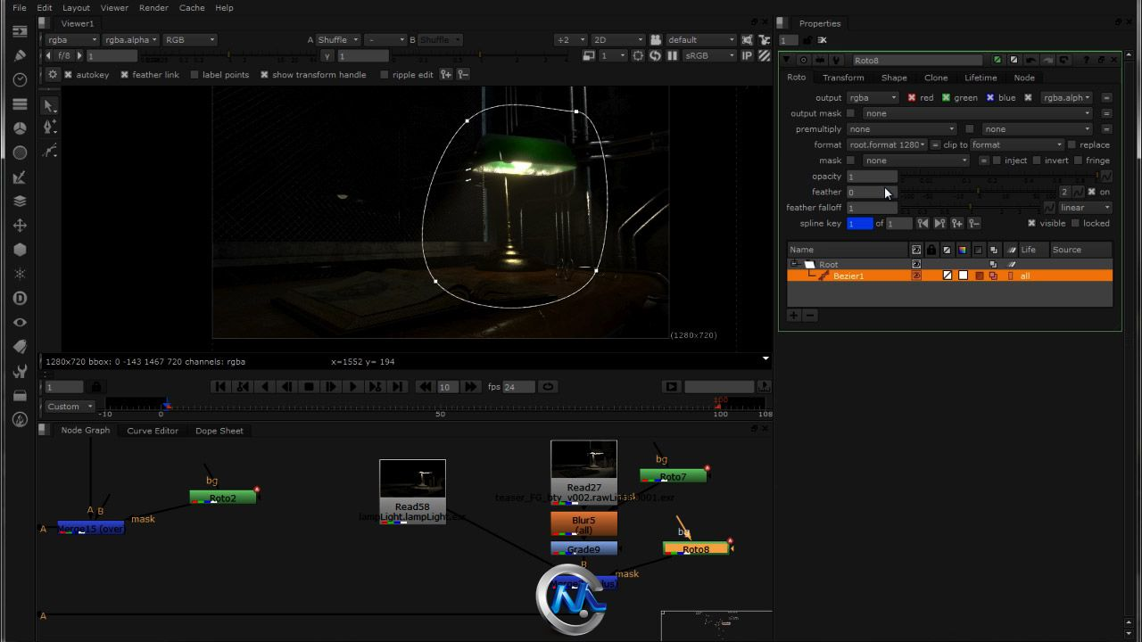 《VRay材质灯光渲染视频教程》The Gnomon Workshop V-Ray Fundamentals Materials Lights and Linear Workflow