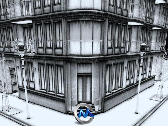 《建筑外观控制渲染插件V1.1版》RichDirt PRO 1.1 For 3Ds Max 2010–2012 x86/x64