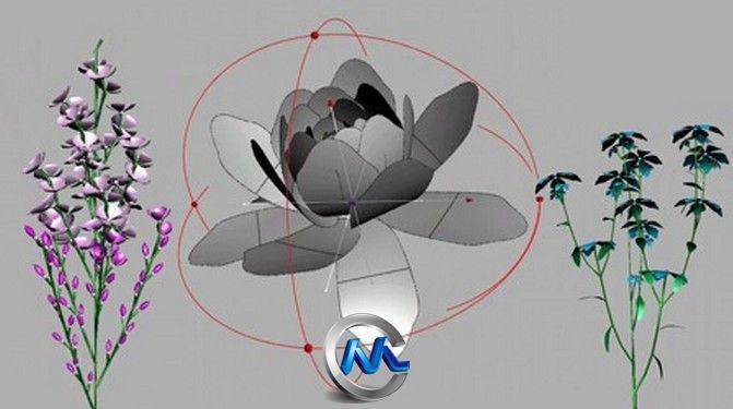 《Houdini中L-System基础使用视频教程》cmiVFX Houdini L-System Essentials