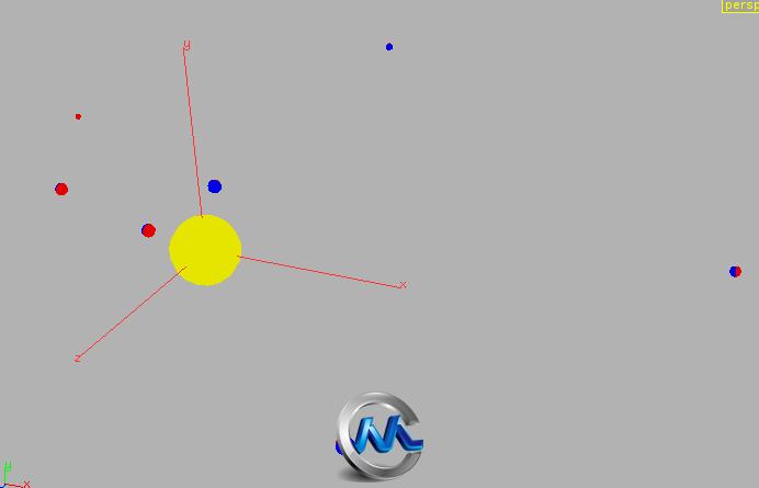 《Houdini粒子动画视频教程》cmiVFX Houdini Intro To Particle Animation